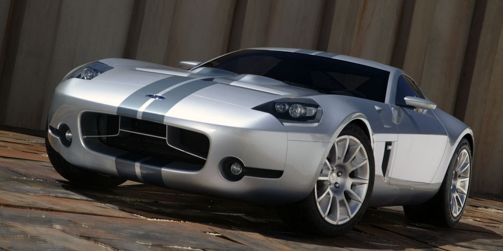 Ford Shelby GR-1 Concept #20