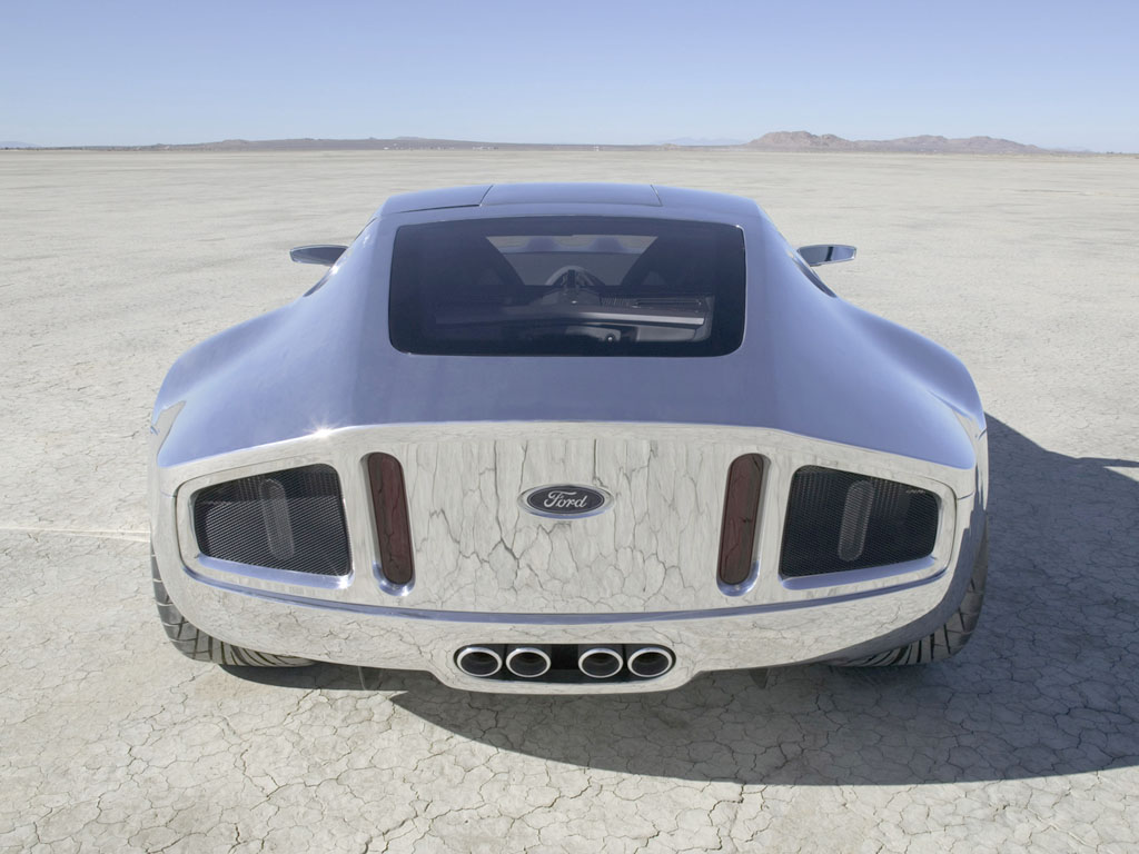 Ford Shelby GR-1 Concept #24