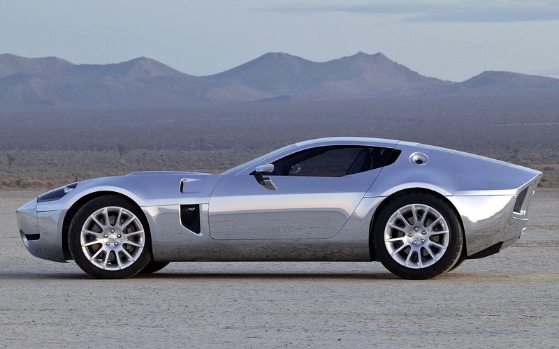 Ford Shelby GR-1 Concept #22