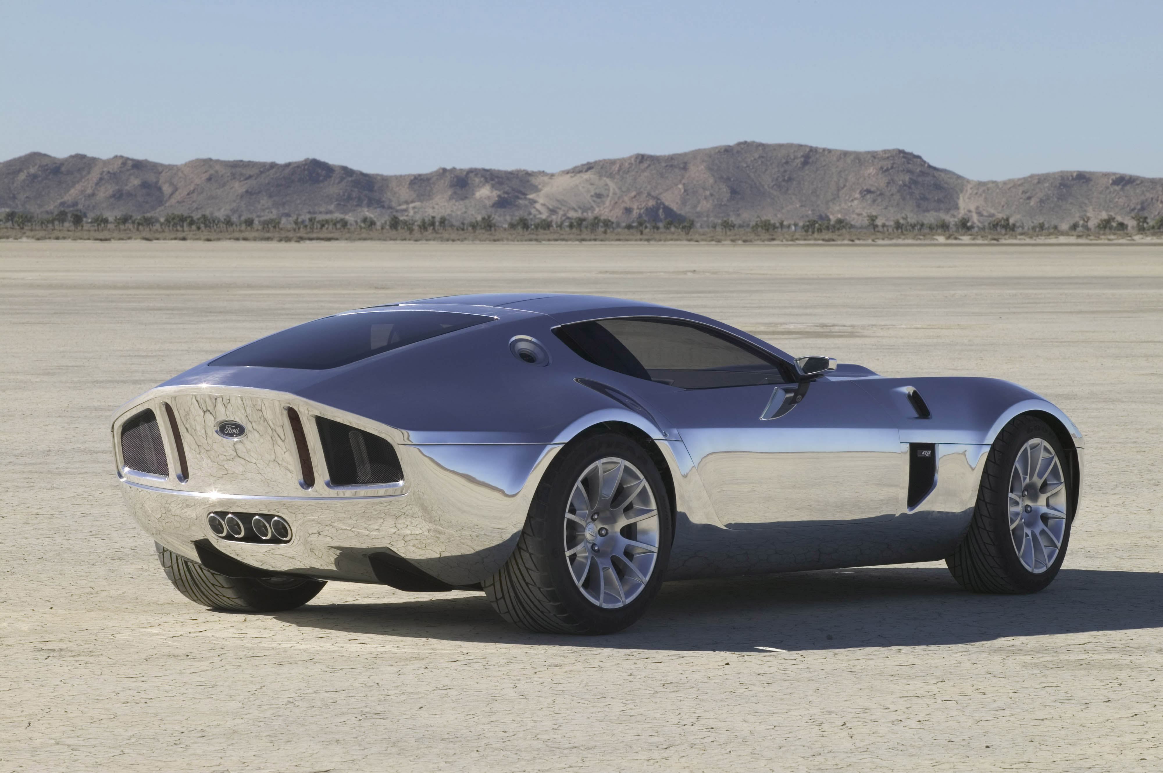 Ford Shelby GR-1 Concept #21