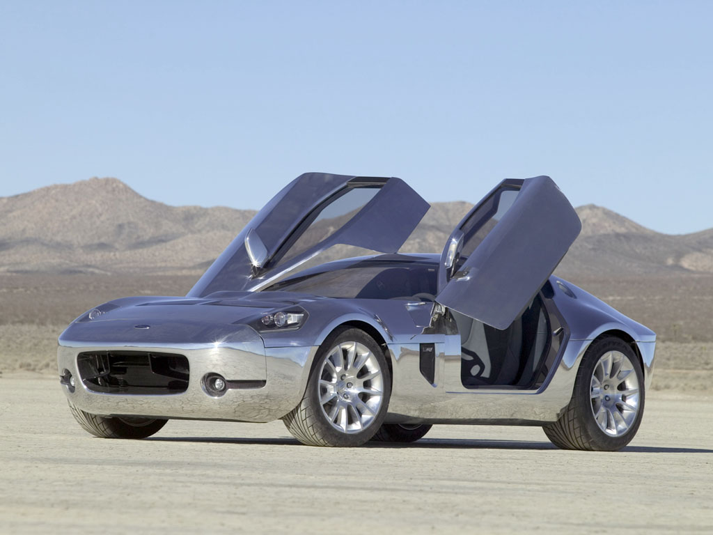 Ford Shelby GR-1 Concept #23