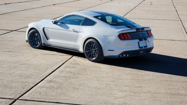 Ford Shelby Gt350 #9
