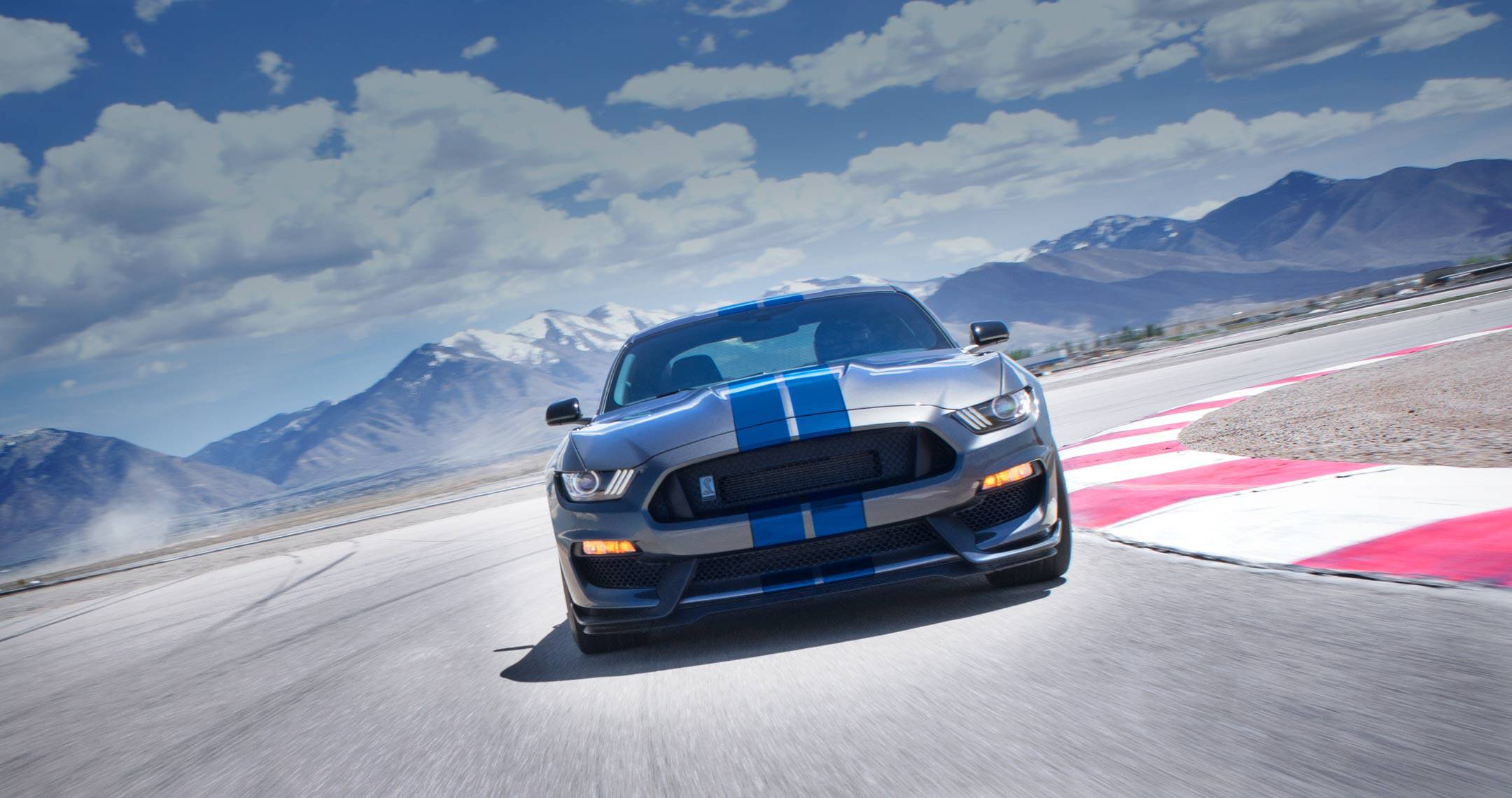 Ford Shelby Gt350 #13