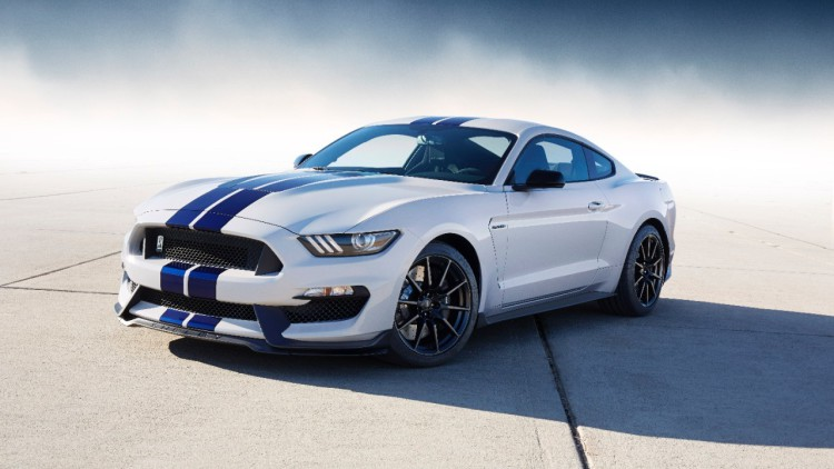 Ford Shelby Gt350 #8