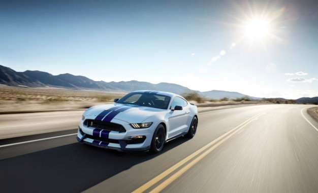 Ford Shelby Gt350 #4