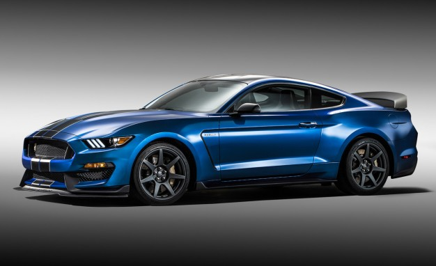 Ford Shelby Gt350 #2