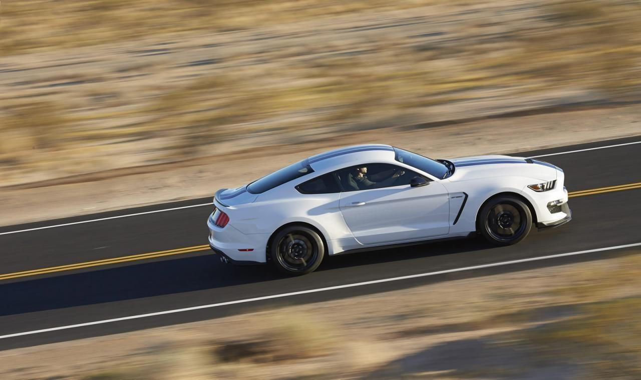 Ford Shelby Gt350 #12