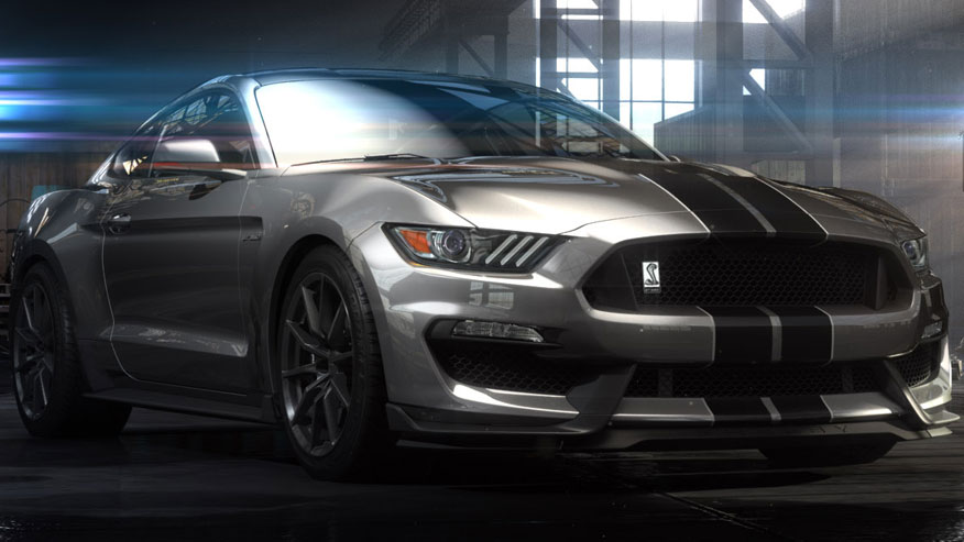 Ford Shelby Gt350 #7