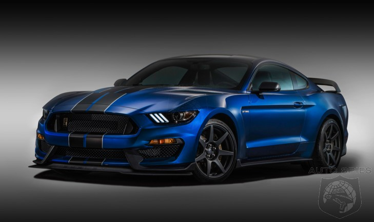 Ford Shelby Gt350 #5