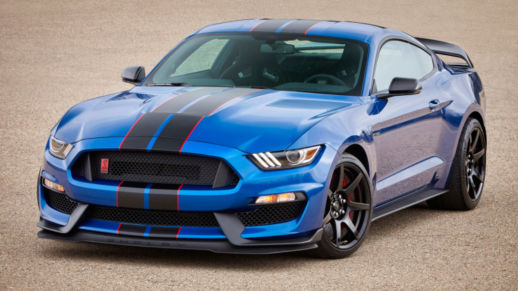 Ford Shelby Gt350 #10