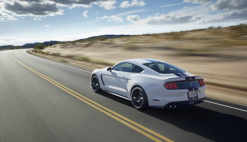 Ford Shelby Gt350 #15
