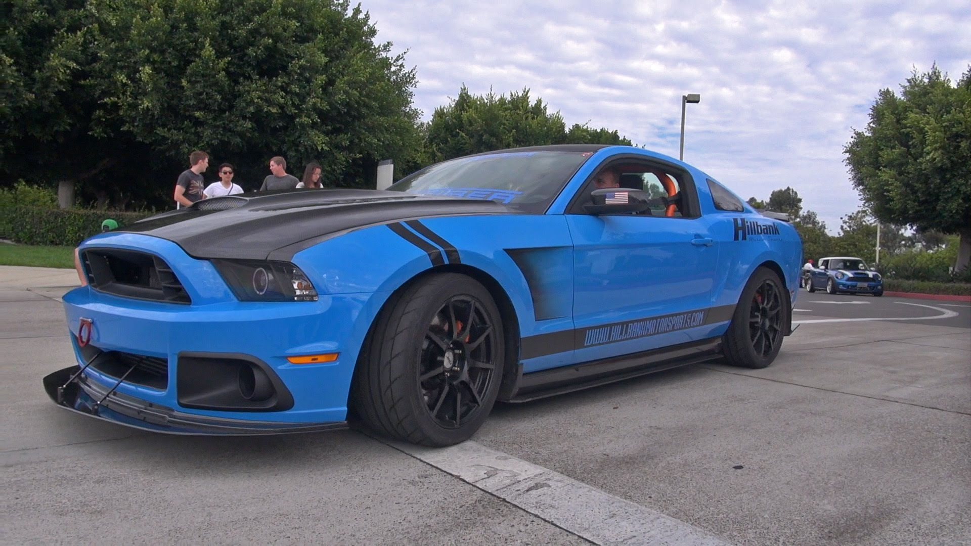Ford Shelby Gt500 #24