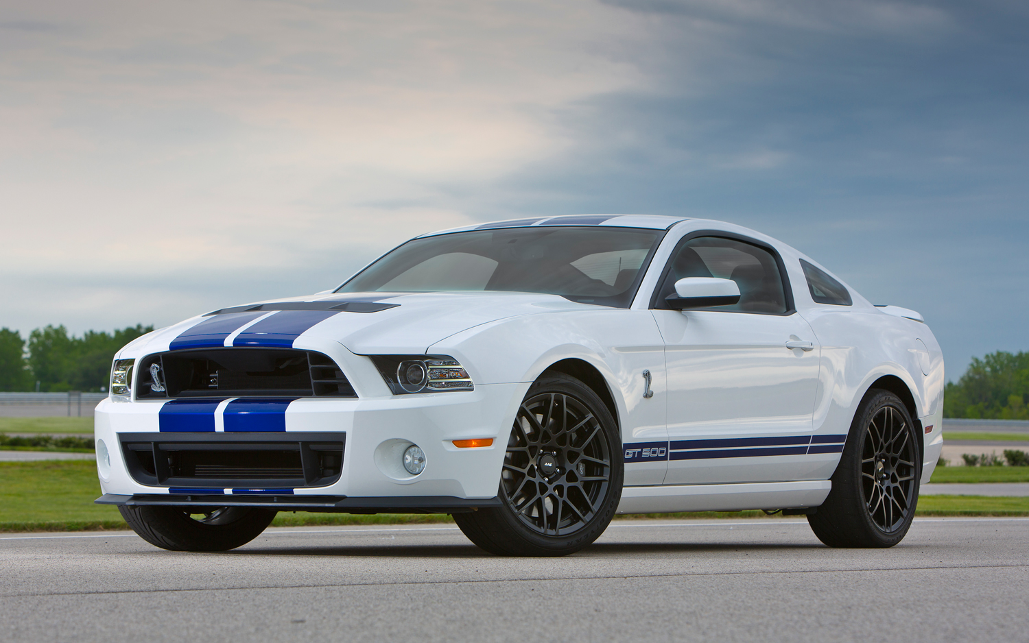 Ford Shelby Gt500 #20