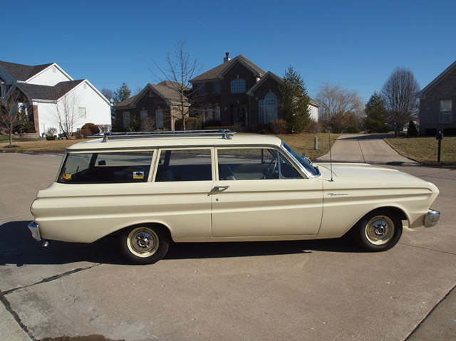 Ford Station Wagon #17