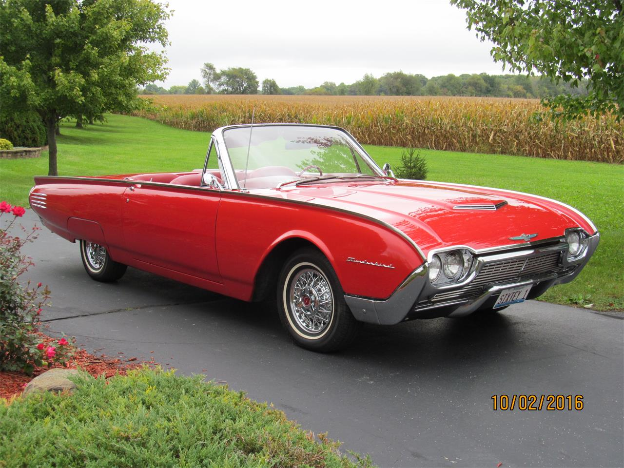 Ford Thunderbird #18