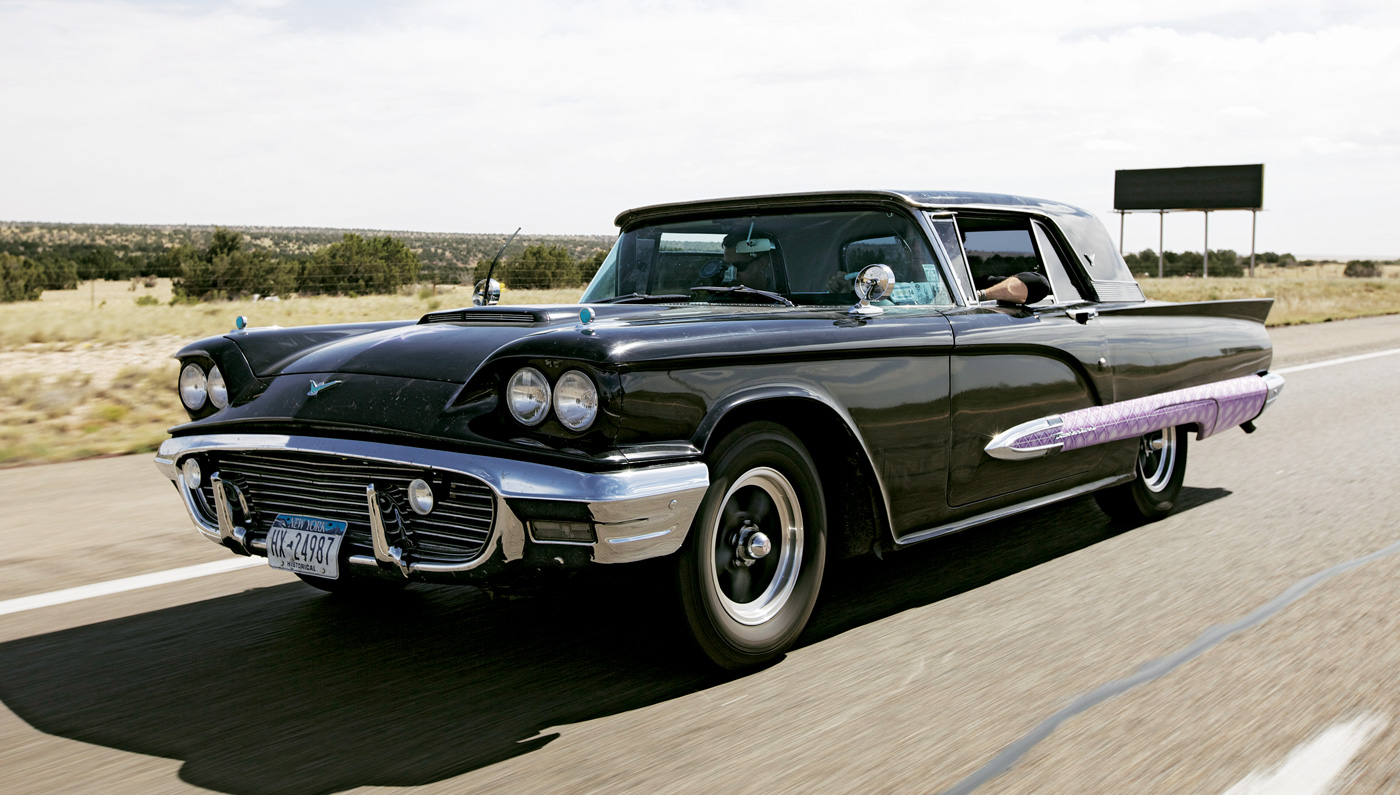 Ford Thunderbird #21