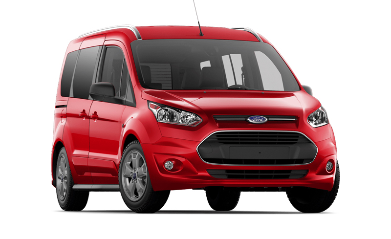 Ford Transit Connect #13