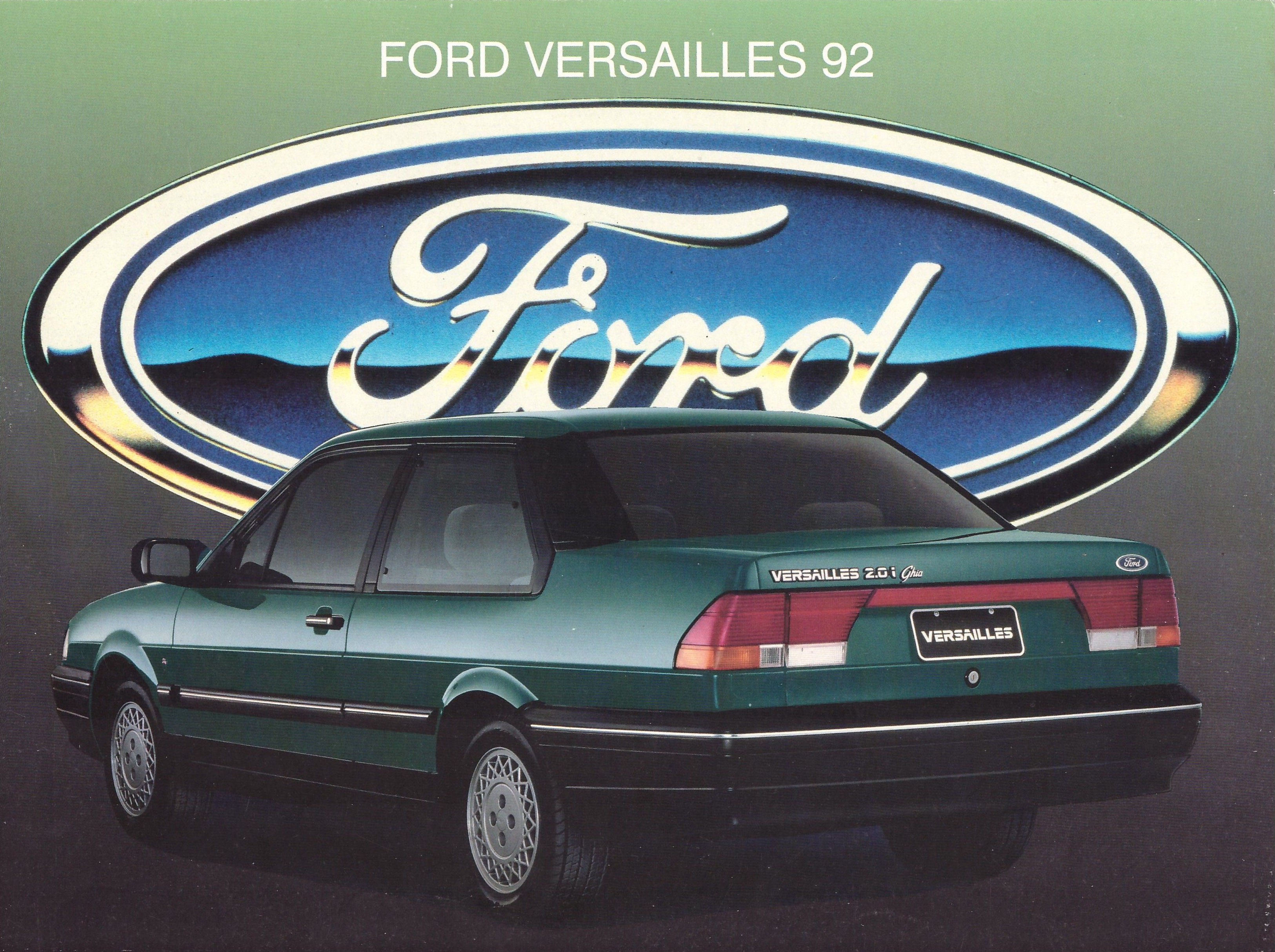 Ford Versailles #19