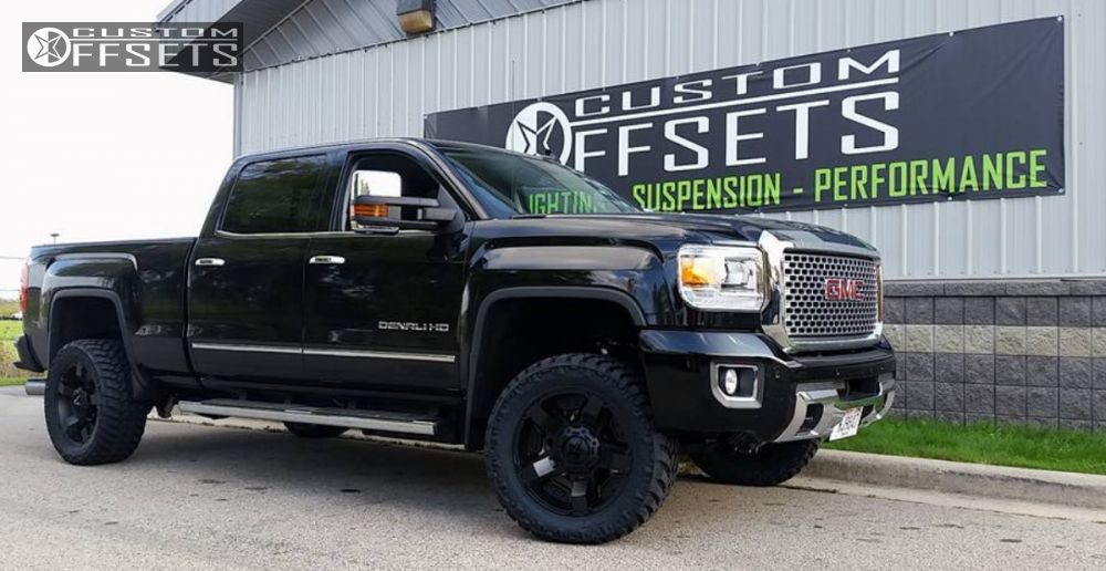 GMC Sierra 2500 Photos, Informations, Articles ...