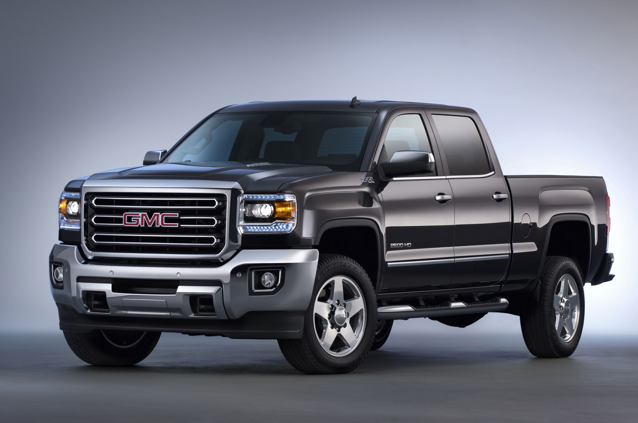 GMC Sierra 2500hd #21