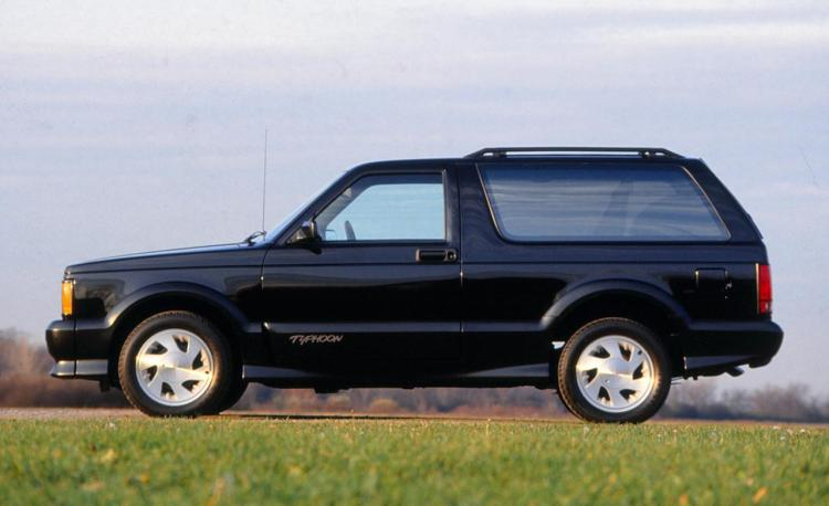 GMC Typhoon #19