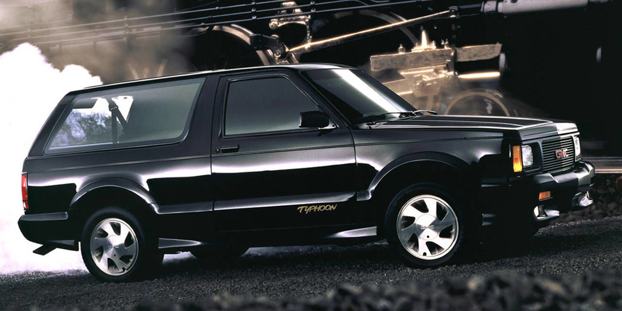 GMC Typhoon #25