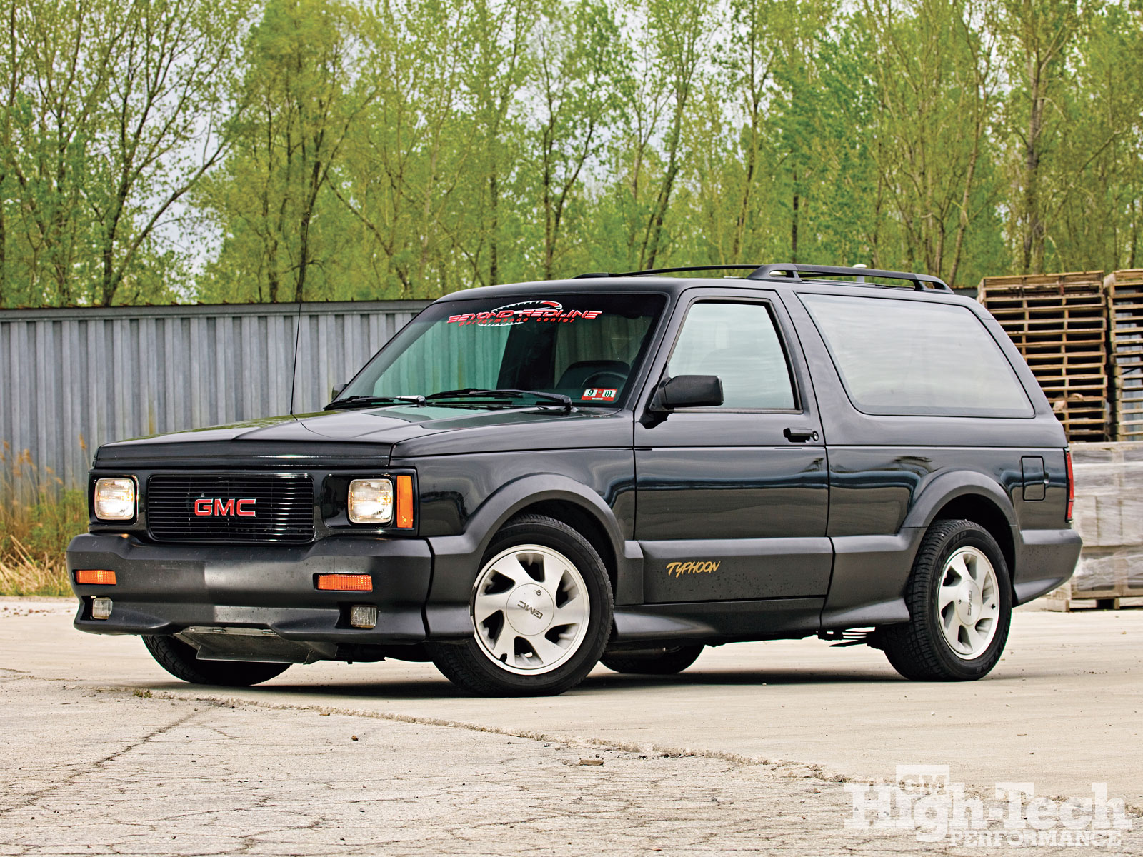 GMC Typhoon #20