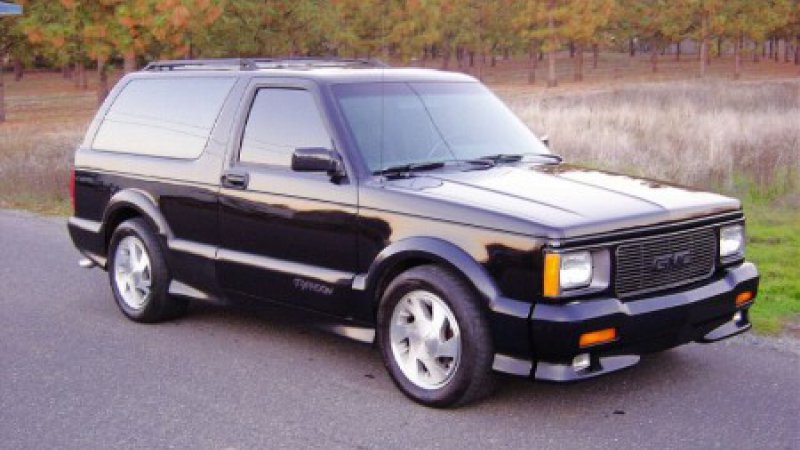 GMC Typhoon #23