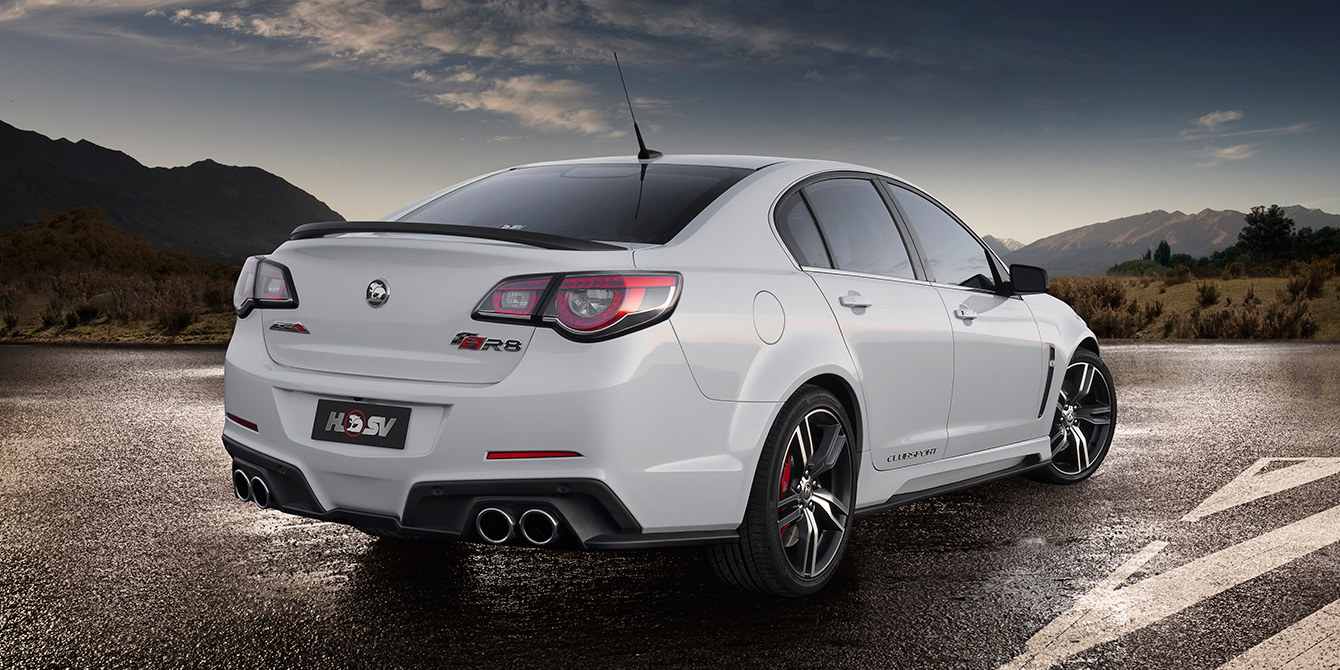 Holden Clubsport #20