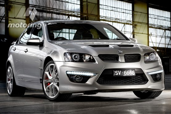 Holden Clubsport #23