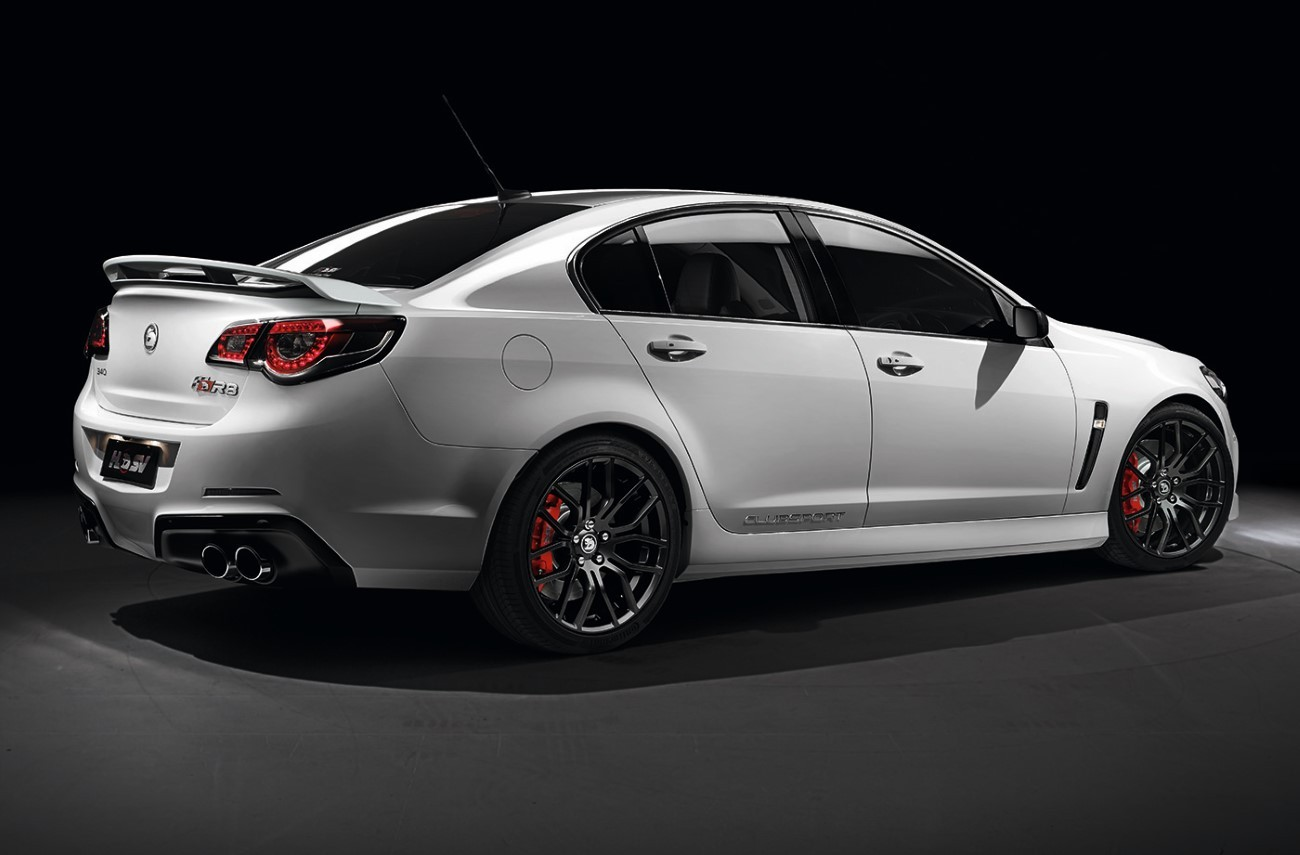 Holden Clubsport #24