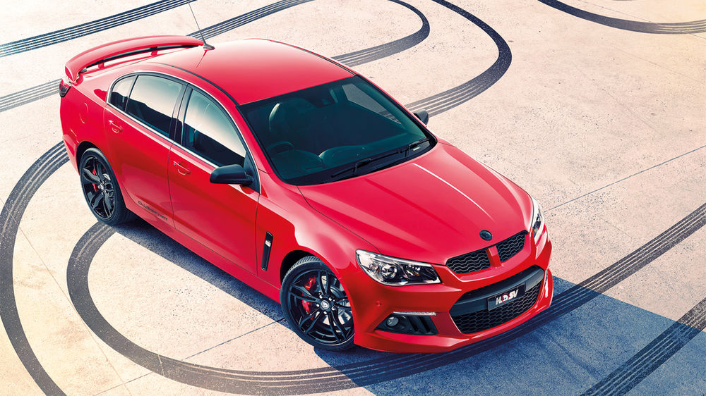 Holden Clubsport #22