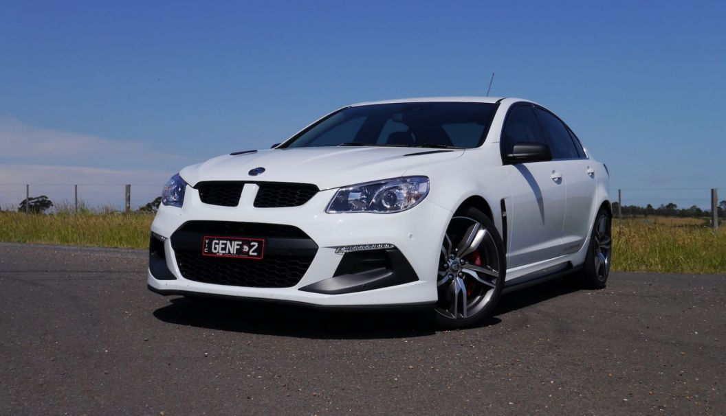 Holden Clubsport #21