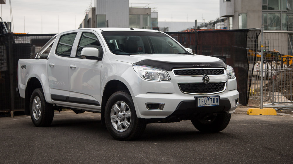 Holden Colorado #18