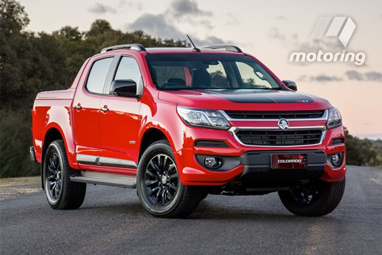 Holden Colorado #19