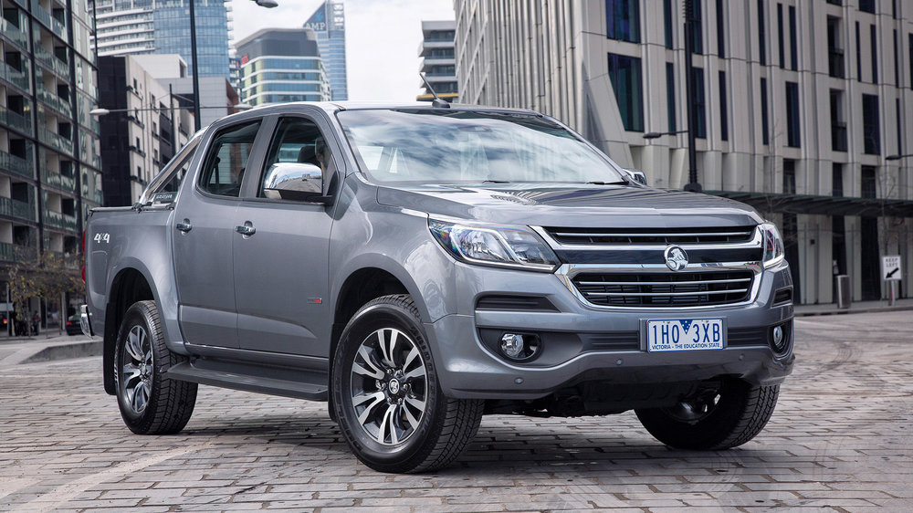 Holden Colorado #20