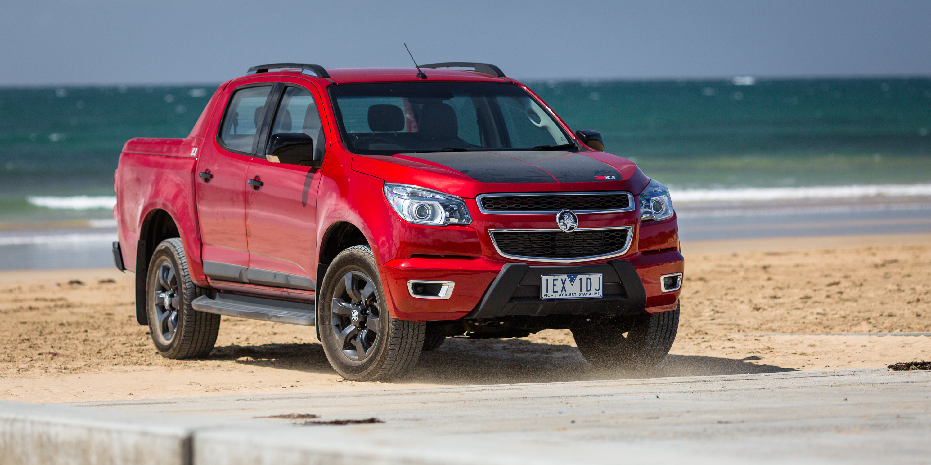 Holden Colorado #23