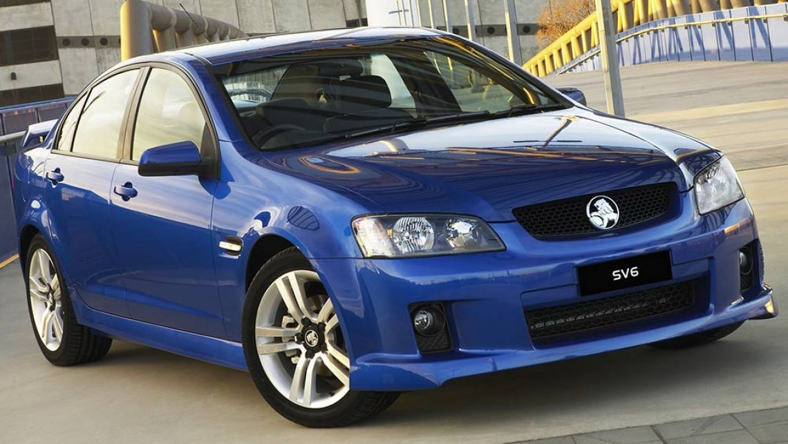 Holden Commodore #19