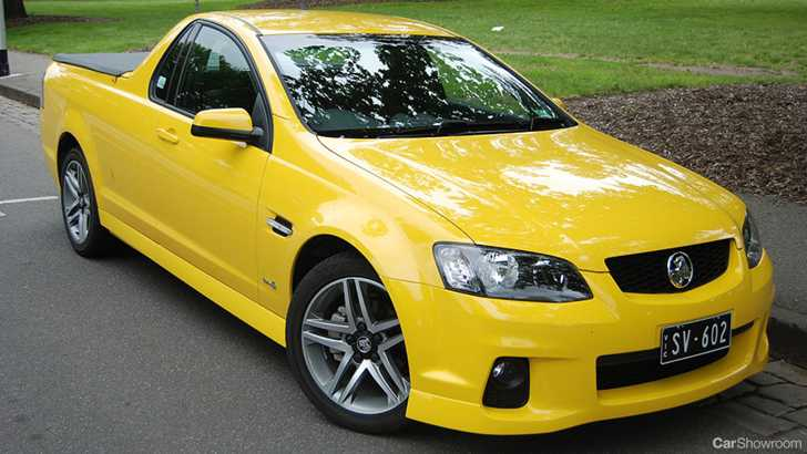 Holden Commodore #22