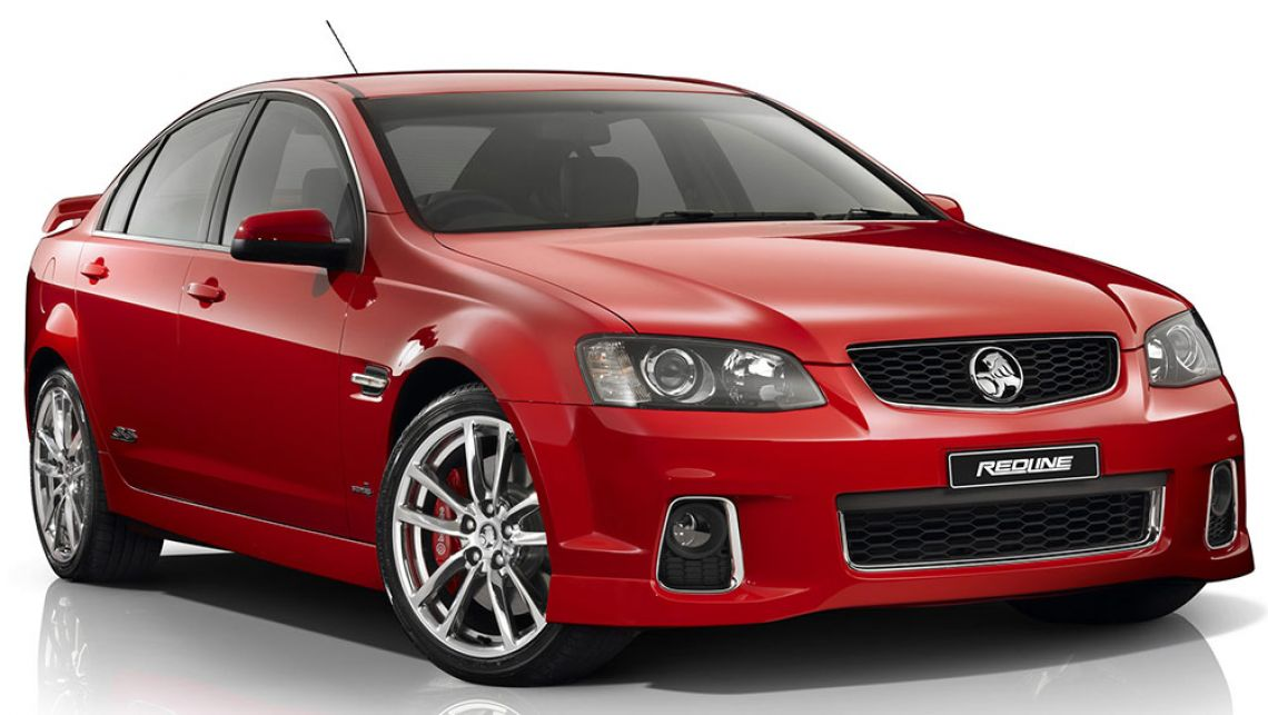 Holden Commodore #18