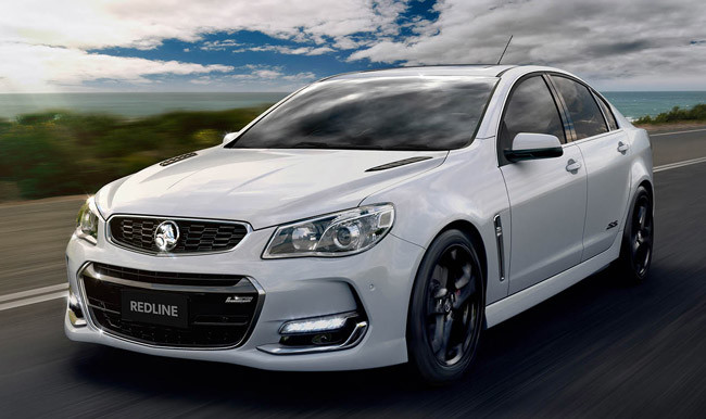 Holden Commodore #20