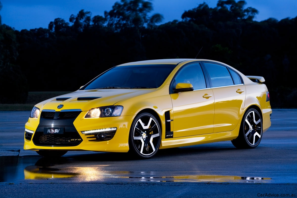 Holden HSV #20
