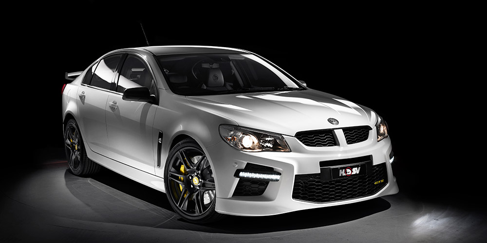 Holden HSV #21