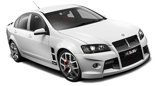 Holden HSV #27