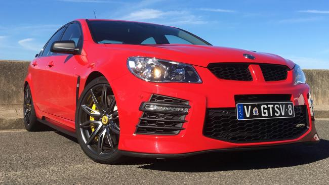 Holden HSV #26