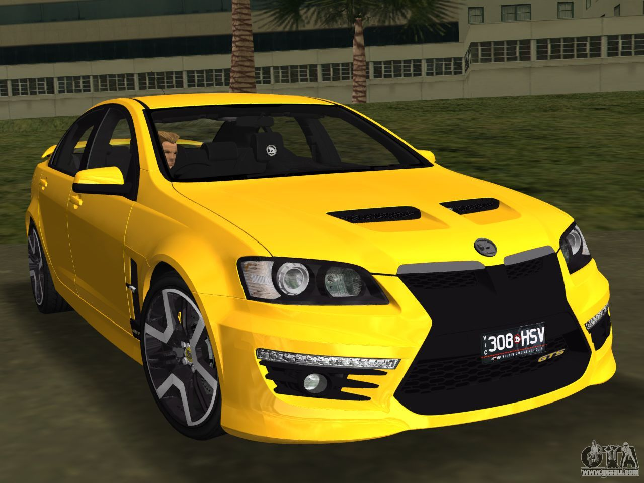 Holden HSV #30