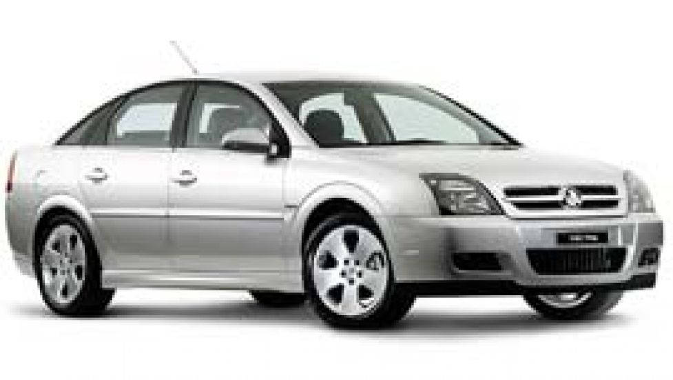 Holden Vectra #13