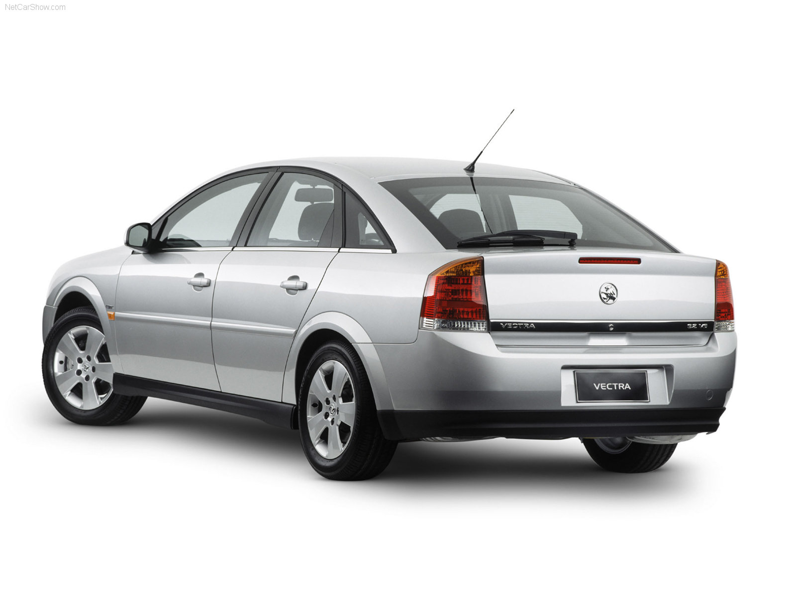 Holden Vectra #16