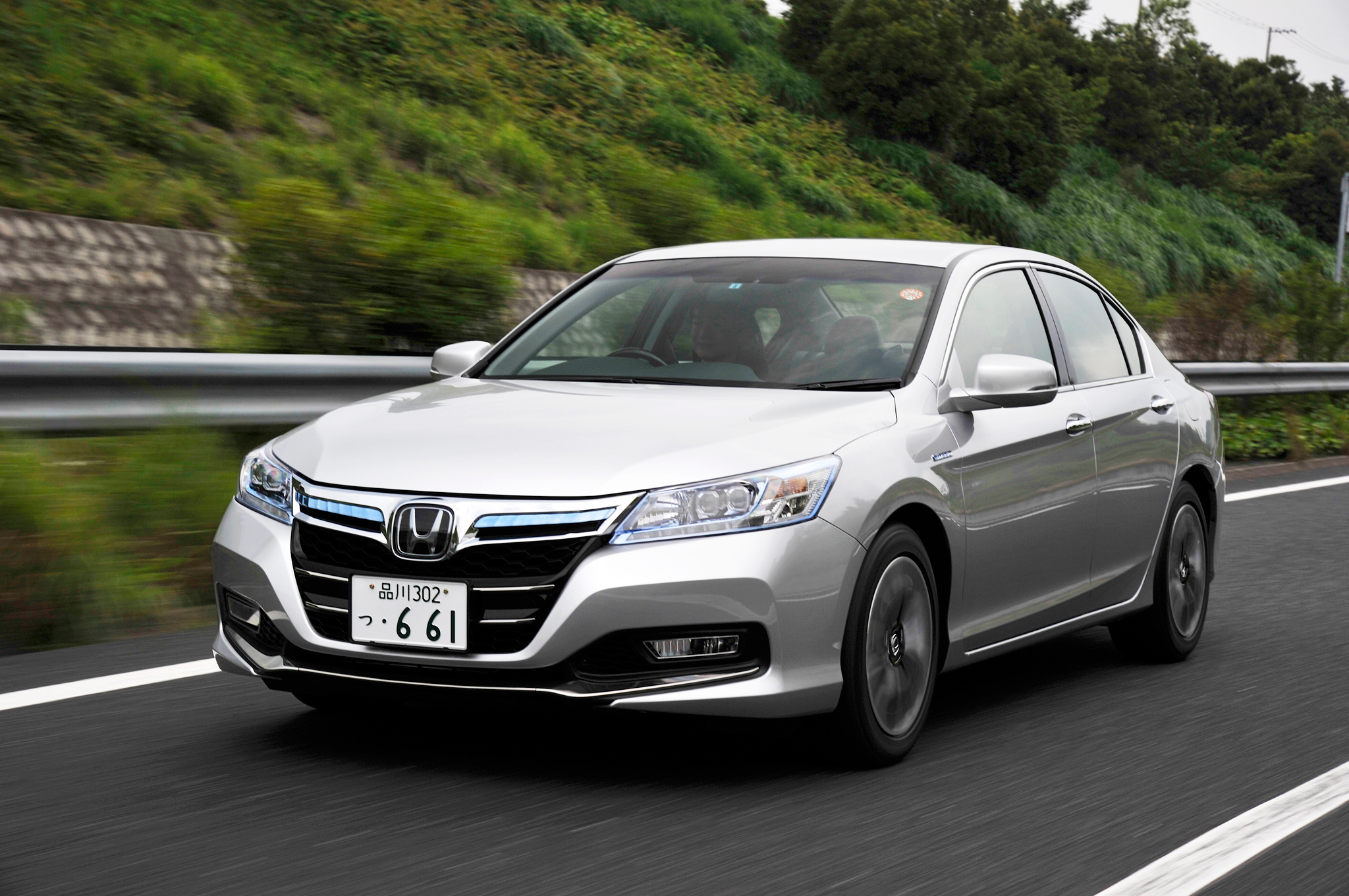 Honda Accord Hybrid #14