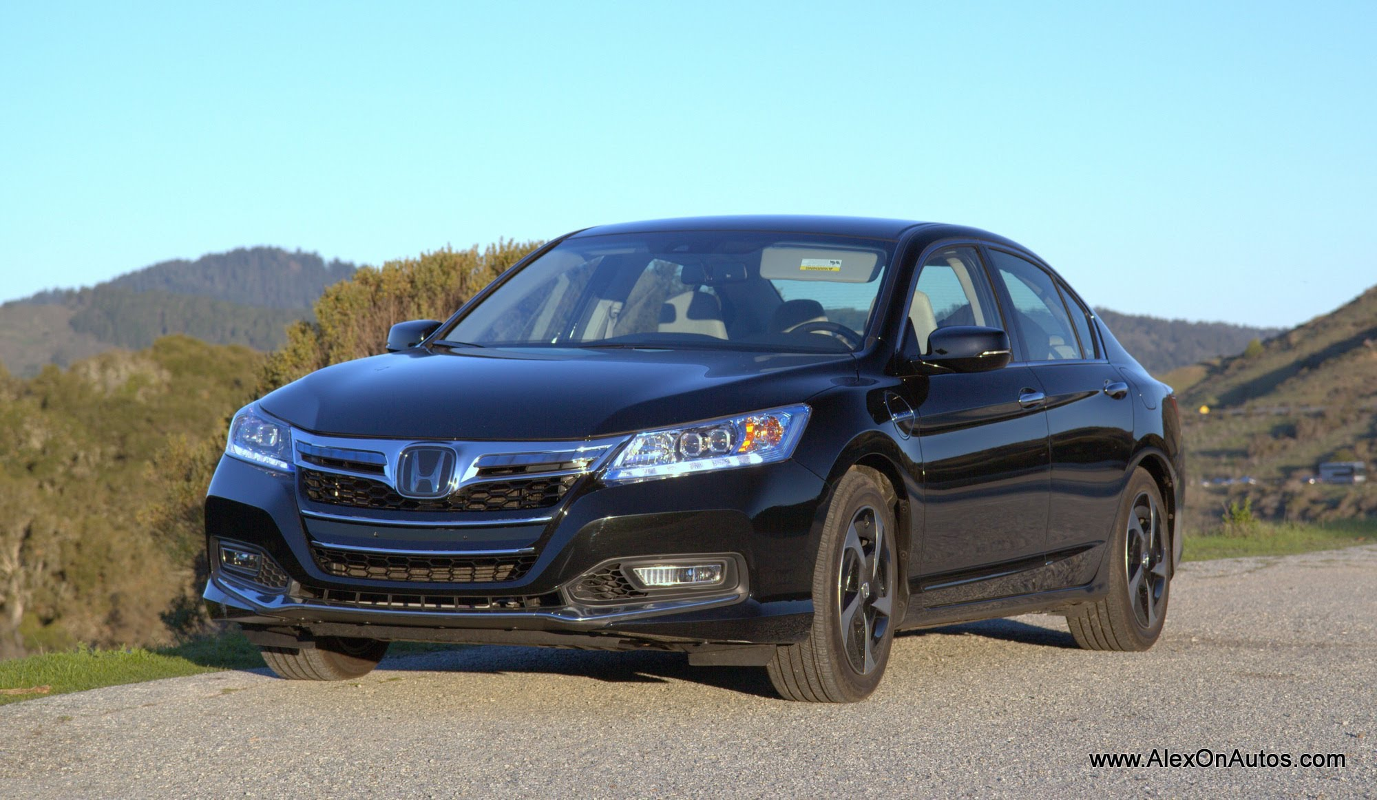 Honda Accord Plug-in Hybrid #20